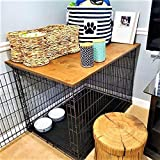 Furniture Grade | Classic Crate Topper | Table Top for Crate Kennel Cage