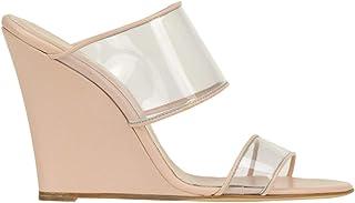 Luxury Fashion | Paris Texas Women MCGLCAT0000A7005E Pink Pvc Heels | Season Outlet