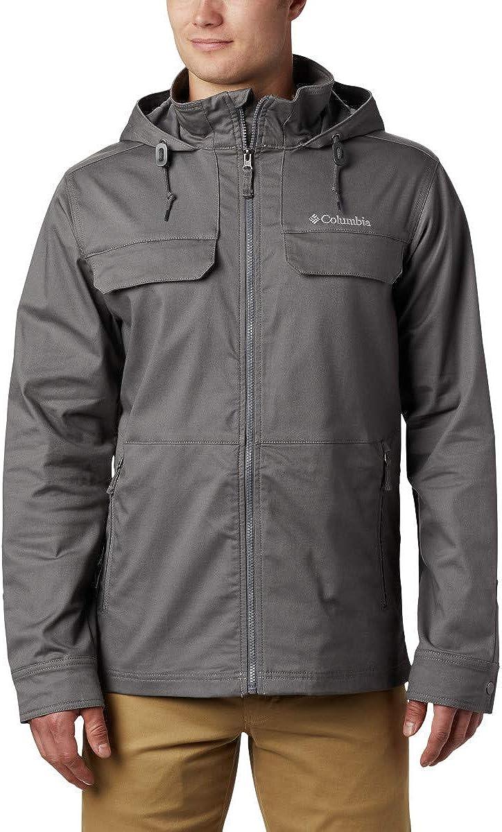 Columbia Men's Tummil Pines safety Hooded Ble Versatile Bargain sale Cotton Jacket