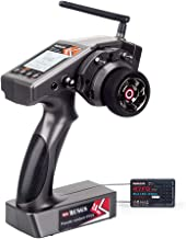 Radiolink RC6GS 2.4G 6 Channels RC Transmitter and Receiver R7FG Gyro Volt Telemetry Long..
