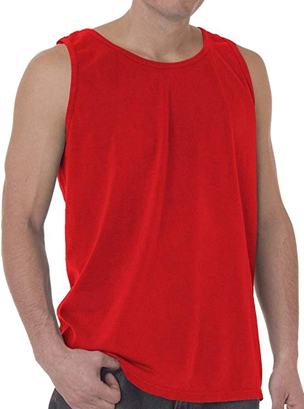 Big and Tall Sizes Tank Tops 7 Colors up to 8X