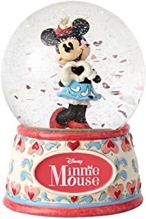 Enesco Disney Traditions Sweetheart Minnie Water Globe