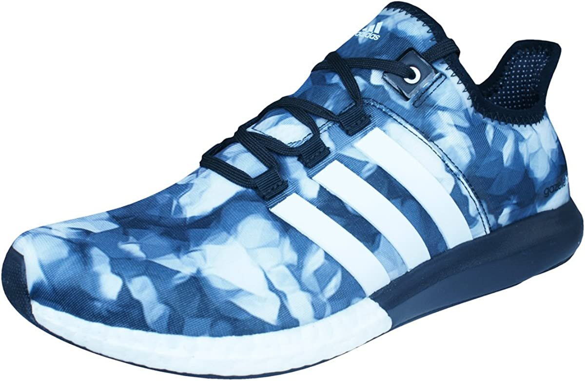 Adidas CC Climachill Gazelle Boost Mens Running Sneakers/Shoes ...