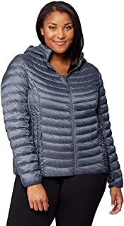 32 DEGREES Womens Ultra-Light Down Packable Jacket