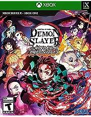 Demon Slayer Kimetsu no Yaiba The Hinokami Chronicles(輸入版:北米)- Xbox Series X