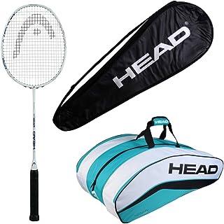 HEAD Head Ignition 500 Badminton Racquet Set with Xenon 900 kitbag