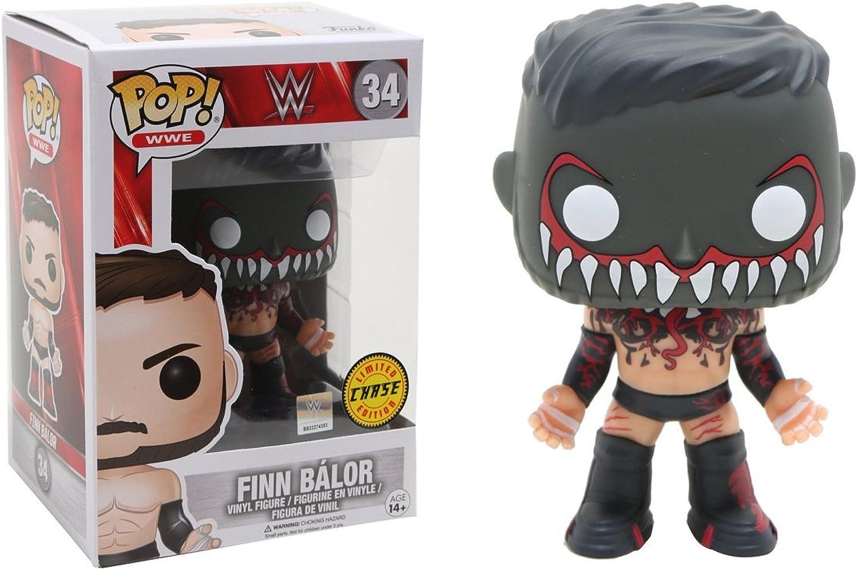 Funko Pop WWE  Finn Balor Vinyl Figur (JAGD)