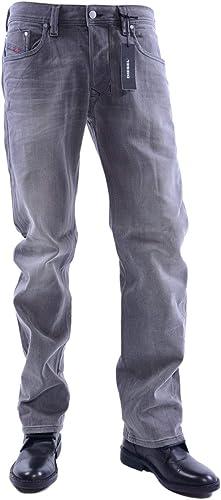Diesel Larkee grau Herren Straight Jeans 084JK 84JK