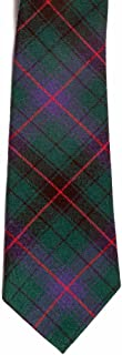 100% Wool Traditional Scottish Tartan Neck Tie - Colquhoun