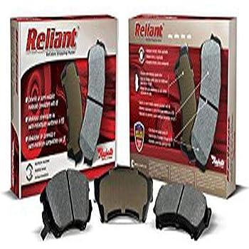Disc Brake Pad Set-R-Line; Ceramic Rear Raybestos MGD537CH