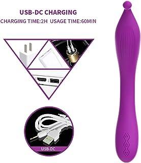 USB Cable Charging Stick Massager Multi Function Vibrations Handheld Body Wand Deep Waterproof Massage - Stress Away Sport Recovery