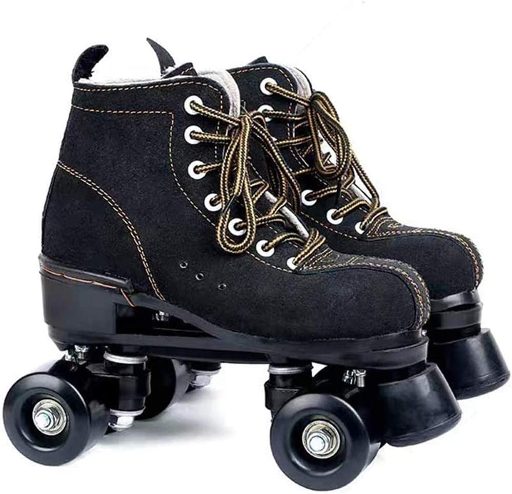 Roller Skates Four Rounds of 割引も実施中 Running Autom Female ファッション通販 Shoes and Male