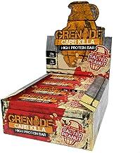 Grenade Carb Killa Salted Peanut Bar 12 x 60g