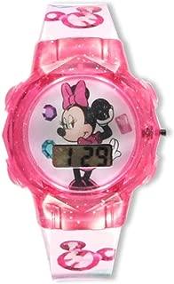 Minnie Mouse Digital Light Up Watch