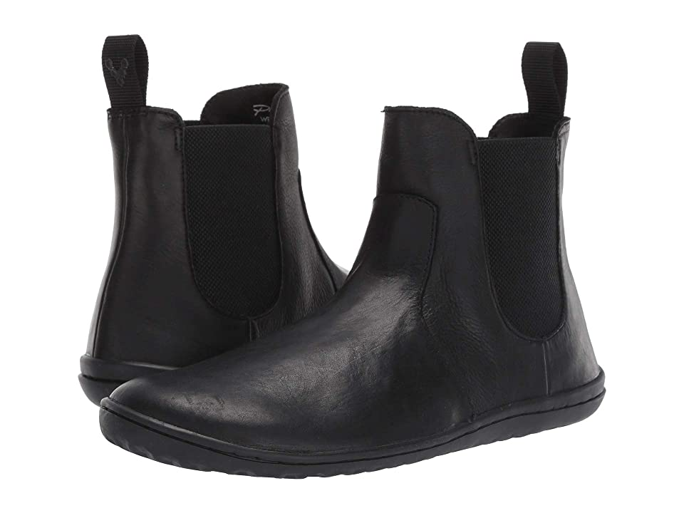 Vivobarefoot Fulham Leather (Black) Women