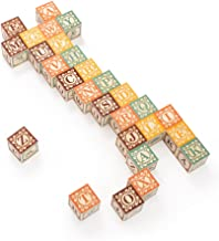 Uncle Goose Italian Blocks - Made in The USA