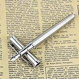 Pluma Estilográfica,Hemore 1 Pcs Pluma de Metal Boligrafo Lápiz elegante 13.3 cm,Buen Regalo para...