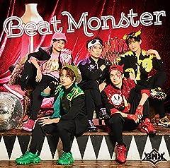 BMK「Beat Monster」のCDジャケット