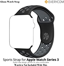 Everycom 42mm Sports Band Strap for Apple Watch Series 1/2/3
