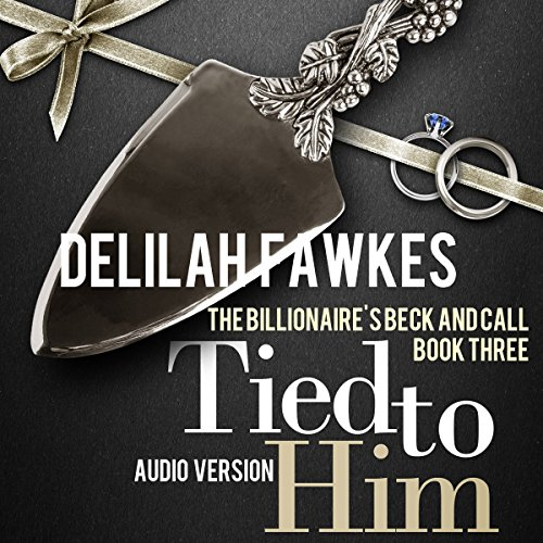 Tied to Him audiobook cover art