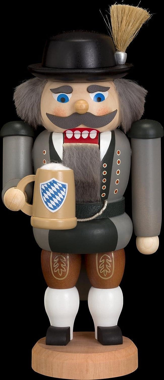 Nußknacker Bayer Bayer Bayer Weihnachten Nussknacker Original Seiffen 20cm Erzgebirge NEU B00D5Z33IS 414424
