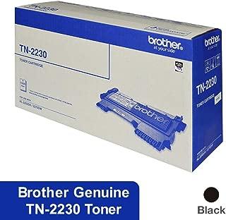 Black Printer Toner Cartridge TN-2230 Black Toner for Brother HL-2250DN, HL-2270DW, Black, (TN-2230)