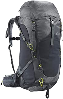 Outdoor Mountaineering Bag Multi-Function Travel Backpack Bicycle Backpack Hiking Camping Backpack Waterproof Annacboy (Color : Black)