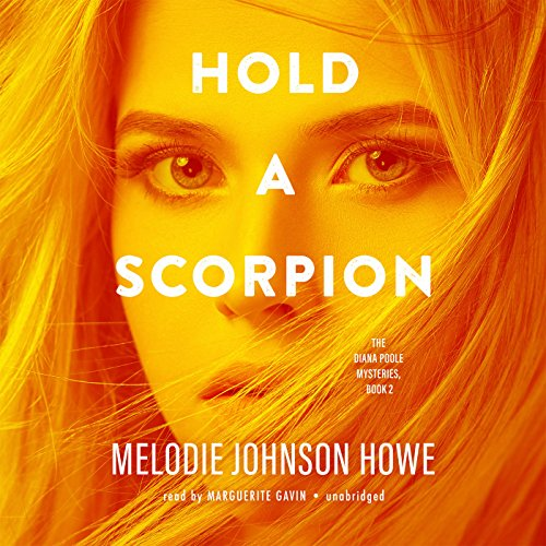 Hold a Scorpion audiobook cover art