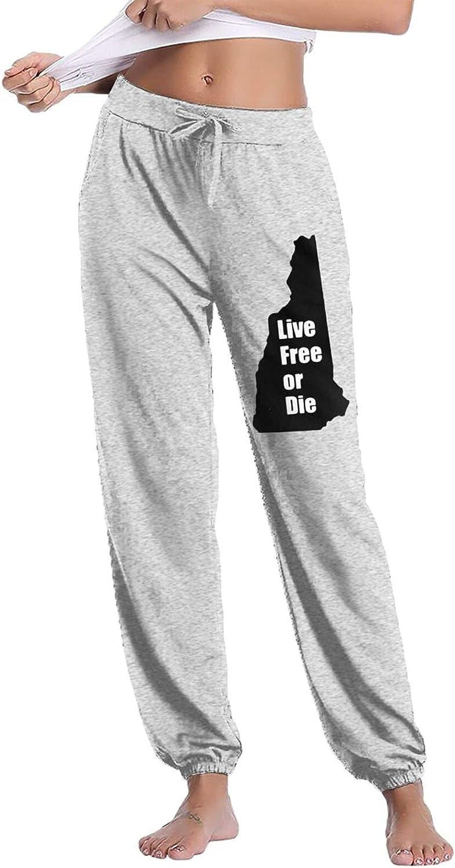Gnimnehs Live Free Or Die Lightweight Women's Men's Hiking Pants
