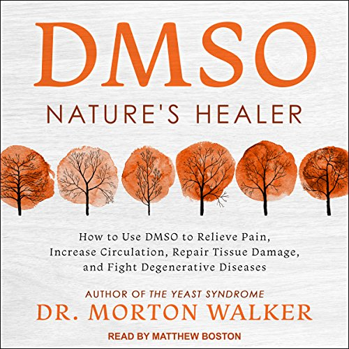 DMSO audiobook cover art