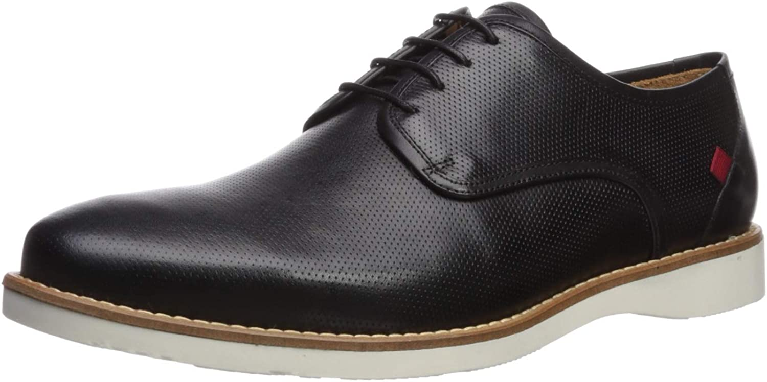 MARC JOSEPH NEW YORK Mens Leather Made in Brazil Bowery Street Oxford