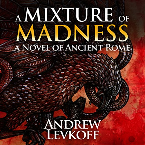 A Mixture of Madness audiobook cover art