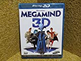 MegaMind Blu-ray 3D