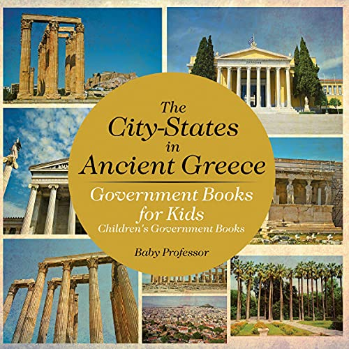 The City-States in Ancient Greece cover art