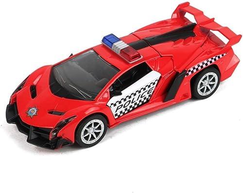 LY-YL Simulation Auto 1 32 Legierung Auto Spielzeugauto Sport Auto Modell Spielzeugauto Kinder Wütend Geschenk (Farbe   Rot)