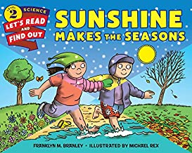 Sunshine Makes the Seasons (Let's-Read-and-Find-Out Science 2)