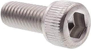 Stainless Steel 100//Bulk Pkg. 10-32x1//2 Socket Head Shoulder Screw