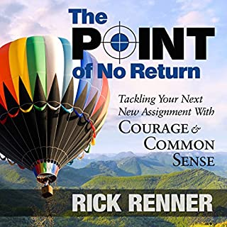 The Point of No Return audiobook cover art