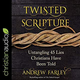 Twisted Scripture Titelbild