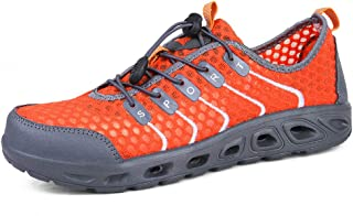 Boleone Men's Leisure Outdoor Lightweight for Aqua Athletic Water Shoes