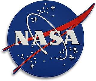 Pinsanity NASA Logo Insignia 3D PVC Refrigerator Magnet