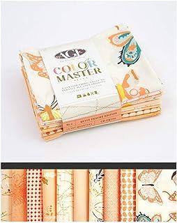 Art Gallery Curated Bundles Color Master Bundle No.4 Quite PeacHalf Yard Bundle Edition - Fat Quarter Bundle