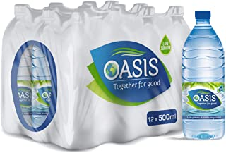 Oasis Still Water - 500 ml (Pack of 12)