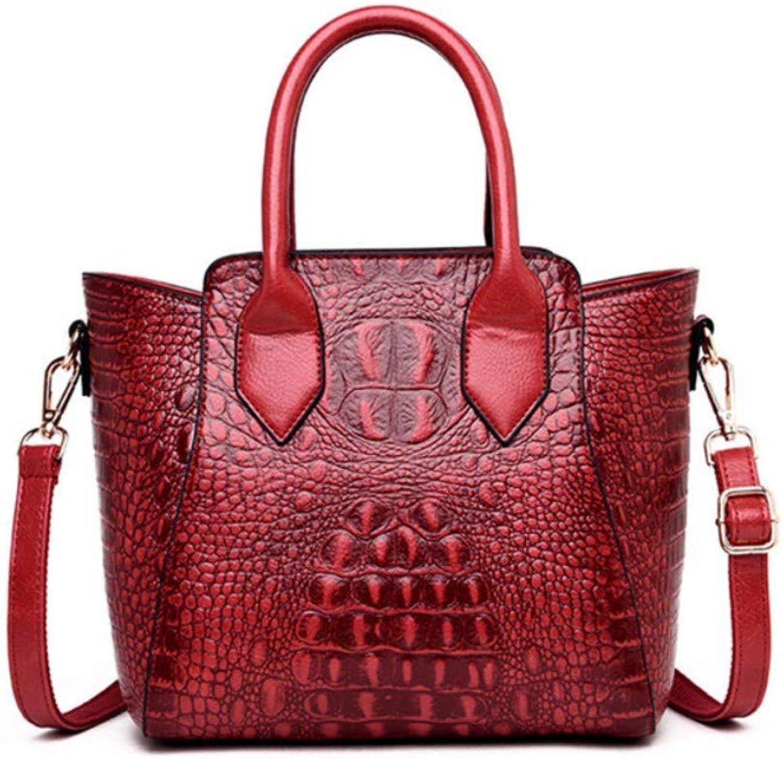 JQSM Fashion Alligator Luxury Handbags Women Bags Designer Women Handbag Crossbody Bag for Women 2019 Ladies Hand Bags