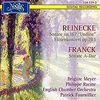 Franck; Reinecke - Flute Works