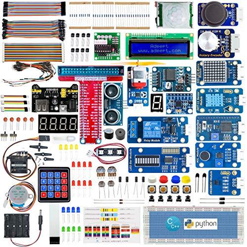Adeept Ultimate Starter-Set für Raspberry Pi