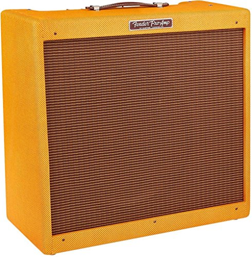 Find Bargain Fender '57 Custom Pro-Amp 26W 1x15 Tube Guitar Amp Lacquered Tweed