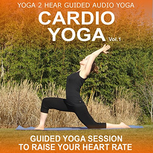 Cardio Yoga, Volume 1 audiobook cover art