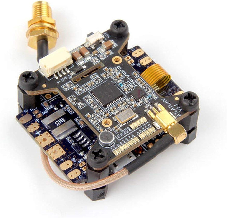 Leoboone Holybro Kakute F4 AIO V2 Flugregler OSD + Atlatl HV 5.8G 40CH Transmitter