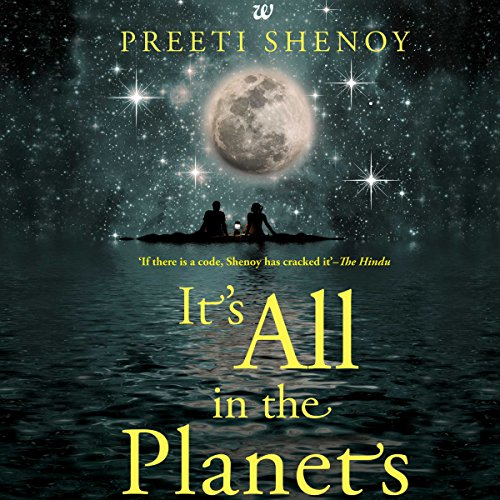 It's All in the Planets audiobook cover art
